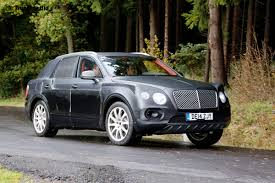 bentley 2016 bentley considering multiple suvs auto express