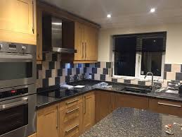 Wickes Kitchen Designer by Wickes Kitchen Units Tiverton Oak In Brilliant Condition In