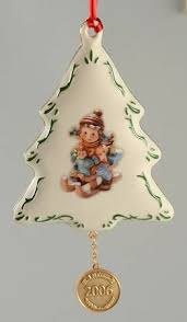 danbury mint m i hummel annual ornament at replacements ltd