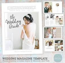 wedding magazine template wedding save the date timeline template hw001 paper