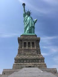 Pedestal Tickets Statue Of Liberty Clicked From The Loser Pedestal Best Spot For Selfies Too