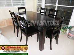 furniture kitchen table jibao an furniture iloilo quality made to order wooden furniture