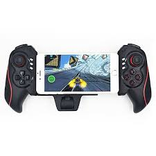 gamepad android rechargeable wireless gamepad telescopic bluetooth controller