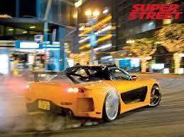 Veilside Rx7 Interior Mazda Rx7 Veilside Fast And Furious World Activity