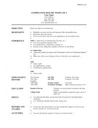 Functional Resume Format Sample by Example Combination Resume Sample Functional Resume For A Job In