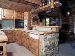 cuisine vieux bois cuisine traditionnelle ebénisterie bonnevie