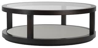 coffee table brilliant circular coffee table ideas round modern
