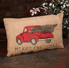 Christmas Vehicle Decorations 73 Best Red Truck Christmas Images On Pinterest Christmas Truck