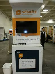 meet whatfix at dreamforce 2015 at booth n2230 whatfix academy