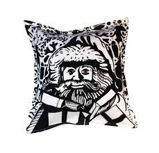 home decor pillows santa claus father christmas christmas decoration home decor