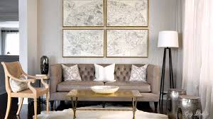 How To Furnish A Large Living Room Large Map Wall Covering Living Room Design Ideas Youtube