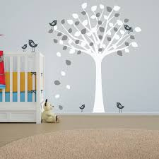 tree wall stickers for kids home design ideas spring nursery tree wall sticker part 46