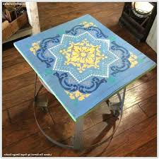 ceramic tile table top diy tile table top ceramic tile table top diy mosaic round table top