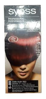 Shoo Syoss buy syoss professional performance color 5 89 ruby 2 box