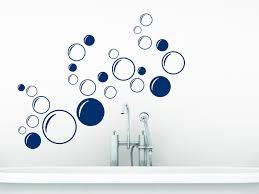 wandtattoos badezimmer wandtattoo ornament blubberblasen bei homesticker de