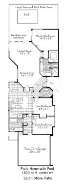 floor plans florida baby nursery patio home floor plans luxury patio home floor plans