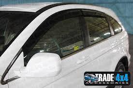 honda crv accessories uk honda crv 2006 11 tint wind deflectors visors set of 4 front