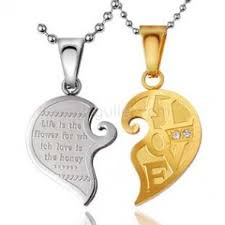 engraved necklaces for products tagged with custom necklaces for couples personalized