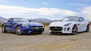 mercedes gt amg 2016 2016 mercedes amg gt s vs 2016 jaguar f type coupe r 2