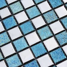 compare prices on blue floor tiles bathroom online shopping buy