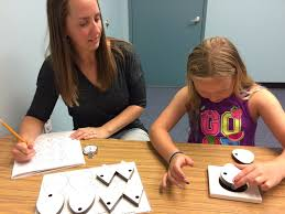 evaluate your child using sensory integration and praxis tests