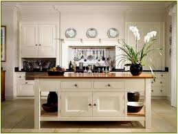 freestanding kitchen islands freestanding kitchen island home design ideas