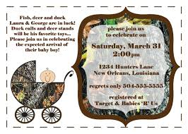 camo baby shower invitations camouflage baby shower mossy oak camo with baby carriage baby