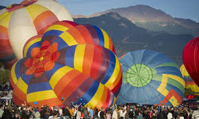 balloon delivery colorado springs expect a river of color at colorado springs labor day weekend