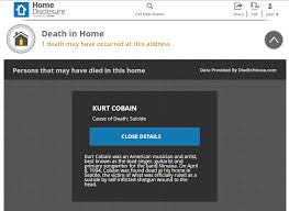 homedisclosure com adds u0027death in home u0027 data to website newsroom