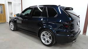 Bmw X5 90 000 Mile Service - 2011 bmw x5 m awd suv fully loaded rear entertainment well
