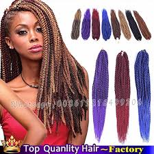 havana twist hairstyles 18inch new freetress synthetic hair braids senegalese twists hair