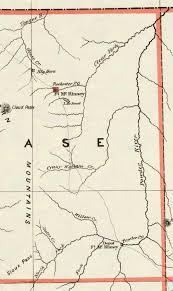 Sheridan Wyoming Map Wyoming Places Powder River