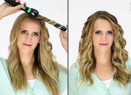 casual shaggy hairstyles done with curlingwands new post 10 hair pinterest hair style long hair waves and