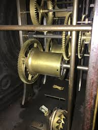 How To Fix A Grandfather Clock We Finally Fixed Our Antique Morbier Grandfather Clock Old