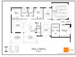 one story floor plans surprising one story modern house plans pictures best