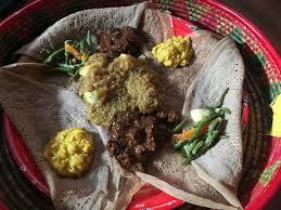 gazelle cuisine le plat commun à table picture of restaurant gazelle d or