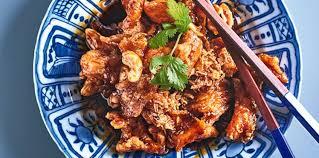 cuisine chinoise facile poulet au caramel à la chinoise facile et pas cher recette sur