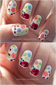 nail art dsc3505 staggering ladybug nail art photo inspirations
