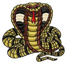 free embroidery design snake cobra free embroidery designs