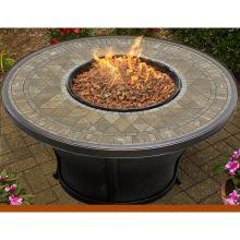 48 Inch Fire Pit by Fire Pits Build Com Shop Natural Gas Wood Propane Charcoal