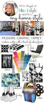 decorating with style my home style modern graphic family