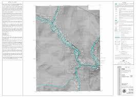 Flood Map Flood Maps Town Of Shandaken