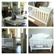 Sears Baby Beds Cribs Delta Children S Series 4 In 1 Baby Cribs Sears Crib Review Sleep