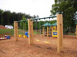 Backyard Swing Plans by Child U0027s Play Dream Homes For Tykes Swings Childrens Swings And