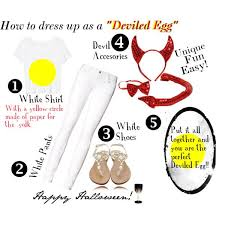 Egg Halloween Costume 20 Deviled Egg Costume Ideas Halloween