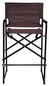 Folding Directors Chair Trademark Innovations Folding Director Chair U0026 Reviews Wayfair