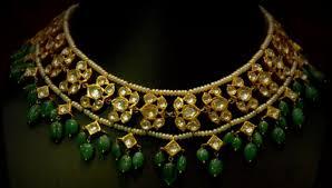metal necklace designs images Designer jadau necklace artificial and metal necklaces alyza png
