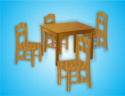 kids furniture table and chairs how to make a kids table and chairs with pictures wikihow