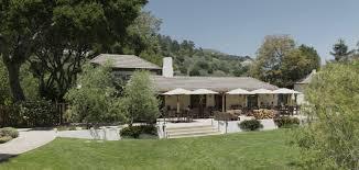 ranch farmhouse carmel valley ranch joie de vivre u2013 river ranch cafe
