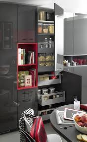 mobalpa accessoires cuisine armoire de rangement pour cuisine contemporain en bois laqué mobalpa
